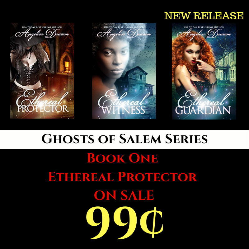 The Ghosts of Salem Series